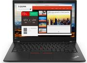 Lenovo Thinkpad T480s 20L7001NXS, čierny