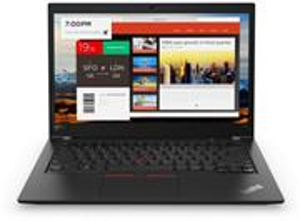 Lenovo Thinkpad T480s 20L7001QXS, čierny