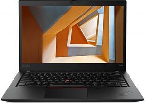 Lenovo ThinkPad T495s, 20QJ000JXS, čierny