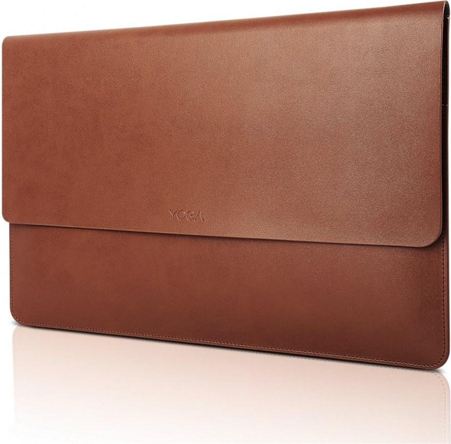 "Lenovo YOGA 720, puzdro na 15"" notebook, hnedé"