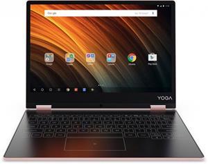 """Lenovo Yoga A12, 12,2"""", 32 GB, ružový"""