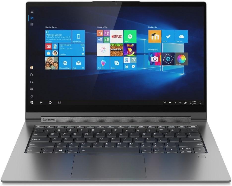 Lenovo Yoga C940-14IIL 81Q9000TCK, sivý