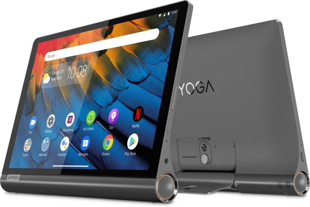"Lenovo Yoga Smart Tab 10,1"" FHD, ZA3V0054CZ, sivá"
