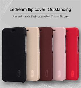 Lenuo Ledream pouzdro pro Xiaomi Redmi Note 5A Prime červené