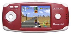 LEXIBOOK Electronic Games JL2400 GameClick