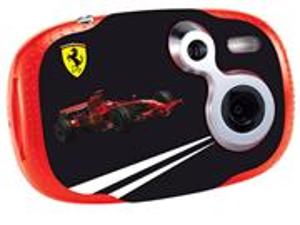 LEXIBOOK Ferrari DJ030FE 1,3M Pixel Ferrari Digital Camera