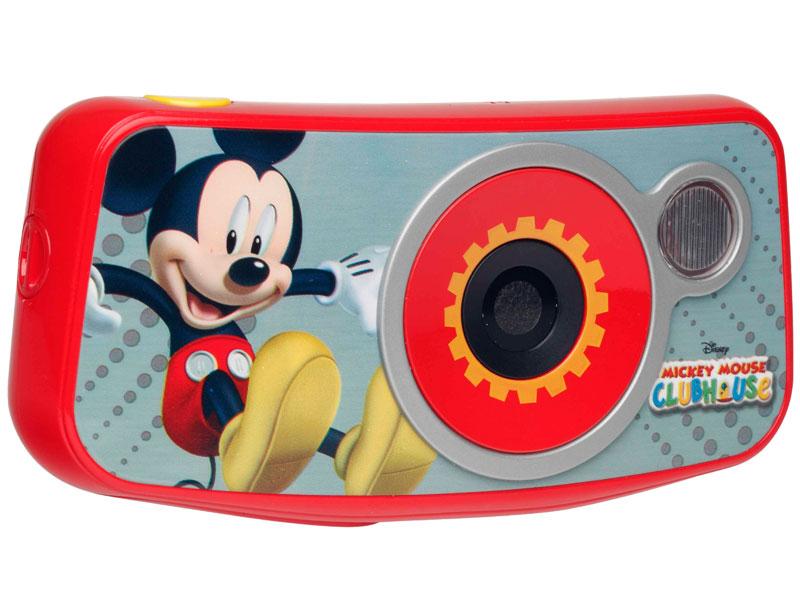 LEXIBOOK Mickey Mouse DJ053MCH 5M pixel Digital Camera