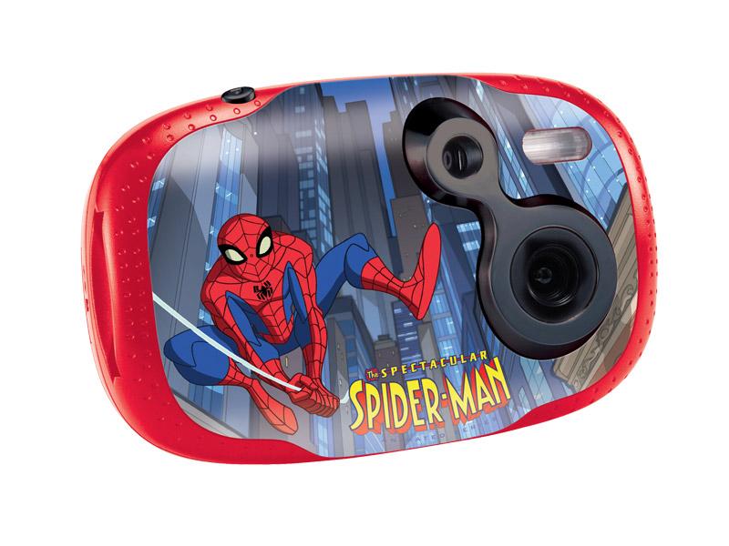 LEXIBOOK Spider-Man DJ030SP 1,3M pixel Digital Camera