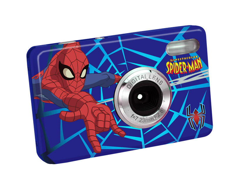 LEXIBOOK Spider-Man DJ050SP 5M pixel Digital Camera