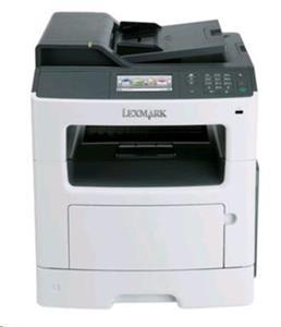 Lexmark MX417de, duplex, LAN