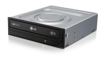 LG DVD-RW/RAM GH24NSC0 24x SATA černá bulk