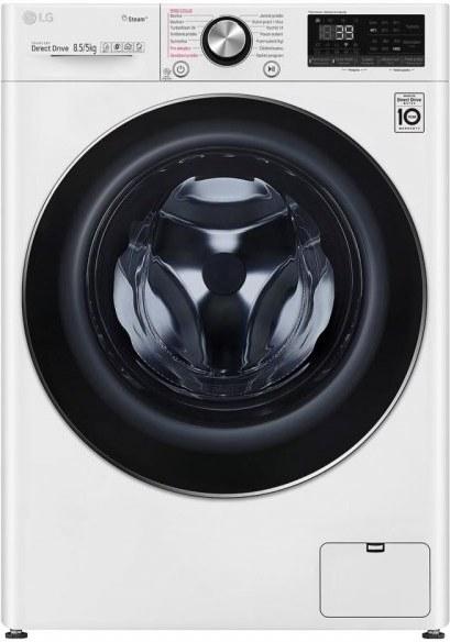 LG F2DV5S8S1, parná práčka so sušičkou