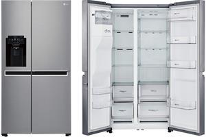 LG GSL760PZUZ, SBS chladnička