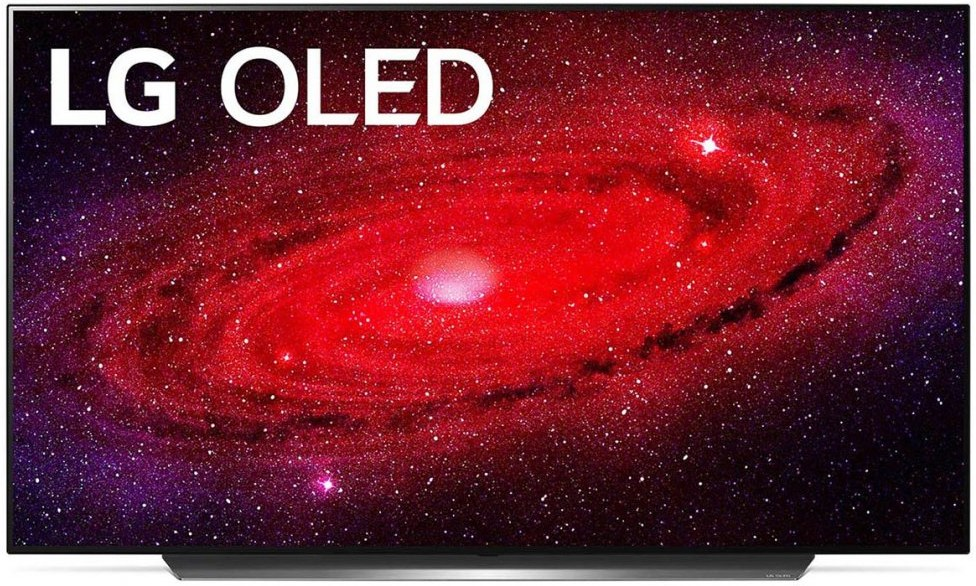 LG OLED55CX SMART OLED TV, 55""