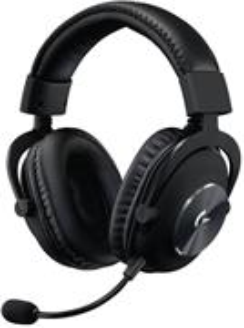 Logitech G PRO Gaming Headset, čierny