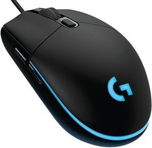 Logitech G203 Prodigy, herná myš, čierna