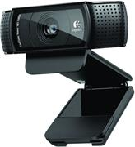 Logitech HD Pro Webcam C920, webkamera
