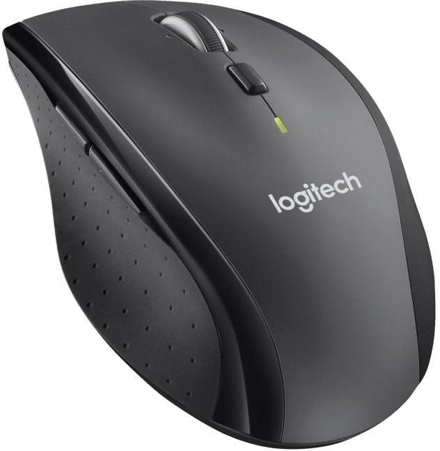 Logitech M705 Marathon, bezdrôtová myš, sivá