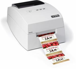 LX500ec farebná CMY tlačiareň štítkov
