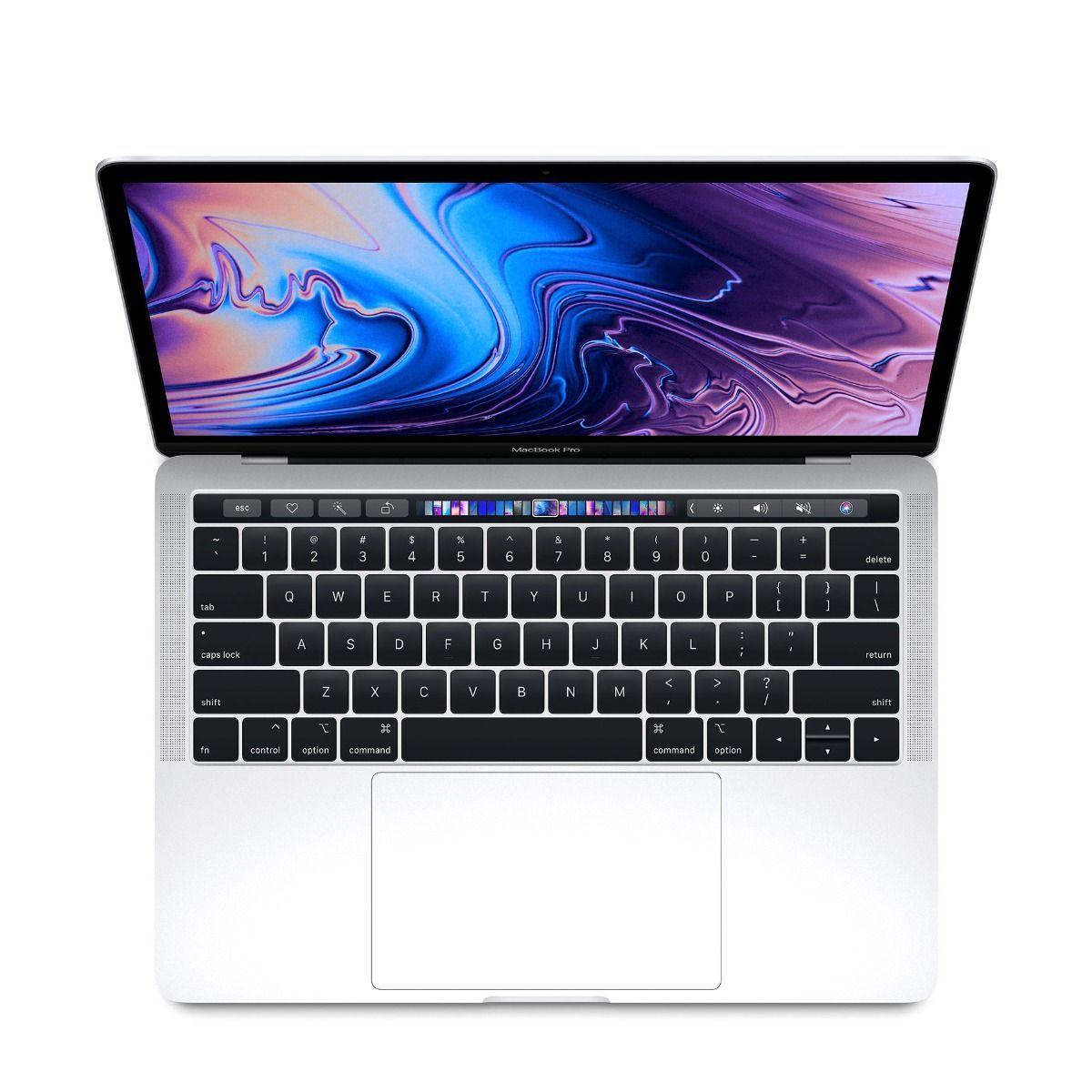 MacBook Pro 13'' i5 2.4GHz/8G/256/SK Silver, 2019