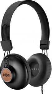 MARLEY Positive Vibration 2.0 Bluetooth - Signature Black, bezdrátová sluchátka přes hlavu