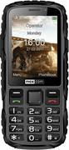 Maxcom STRONG MM920, Single Sim, čierny