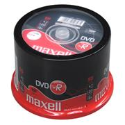 Maxell DVD-R Printable 4,7GB 16X 50ks/cake