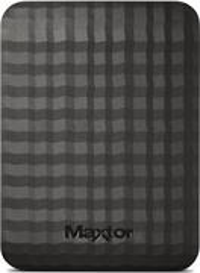 Maxtor M3 Portable 2TB, čierny