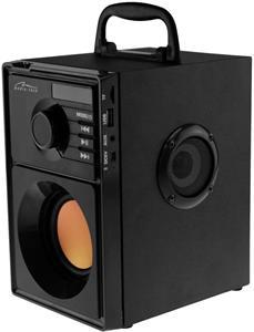 Media-Tech Boombox prenosný reproduktorový systém BT - 15W, MP3, FM,