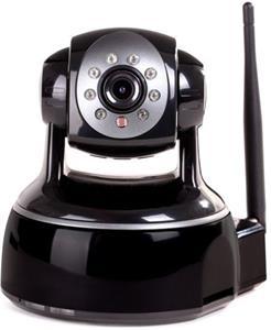 Media-Tech HD MT4051 INDOOR, bezpečnostná WiFi IP kamera