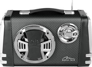 Media-Tech MT3149 Karaoke BoomBox BT, bluetooth reproduktor