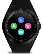 Media-Tech MT855 Round Watch GSM, smart hodinky, čierne