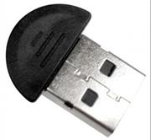MediaTech USB bluetooth micro adaptér, 10m