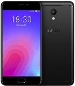 MEIZU M6, DualSim, LTE, čierny