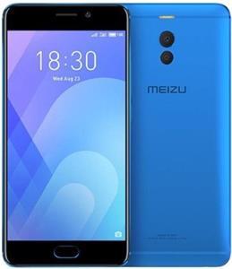 MEIZU M6 Note, DualSim, LTE, modrý
