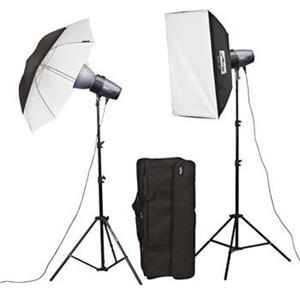 METZ MECASTUDIO BL-200 SB/UM-kit ll,set studiových světel BL-200