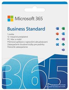Microsoft 365 Business Standard, el.licencia