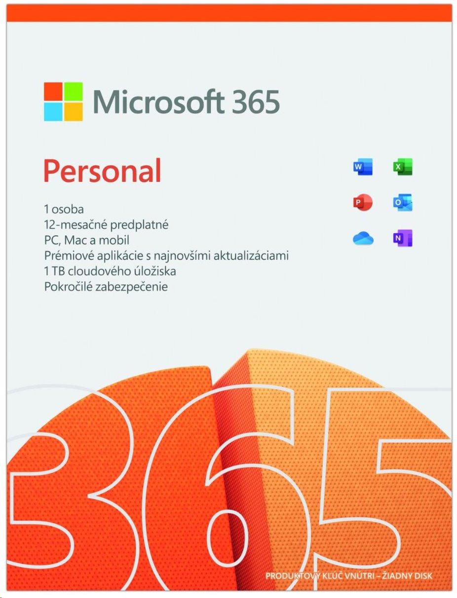 Microsoft 365 pre jednotlivcov promo