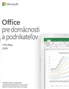 Microsoft Office 2019 pre podnikateľov - All Languages ESD / Office Home and Business