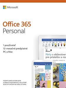 Microsoft Office 365 P4 pre jednotlivcov