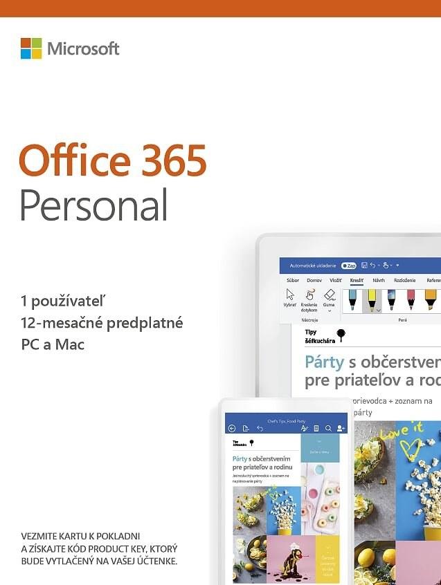 Microsoft Office 365 pre jednotlivcov