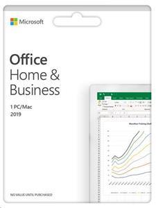 Microsoft Office pre podnikateľov 2019
