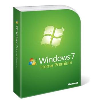 Microsoft Windows 7 Home Premium SP1 OEM 64 bit SK