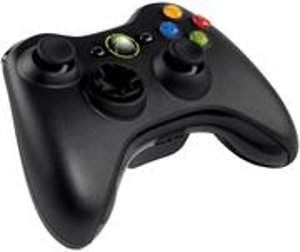 Microsoft Xbox Gamepad, pre Xbox 360, bezdrôtový, bulk