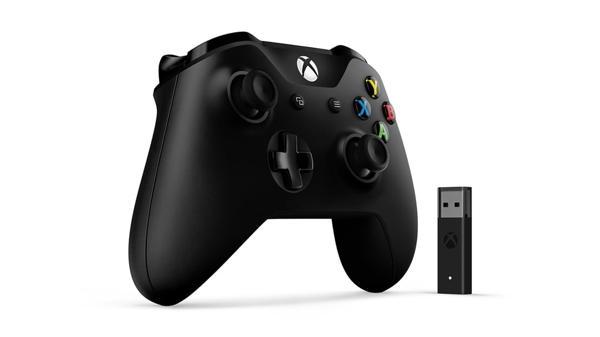 Microsoft Xbox One Wireless Controller Windows