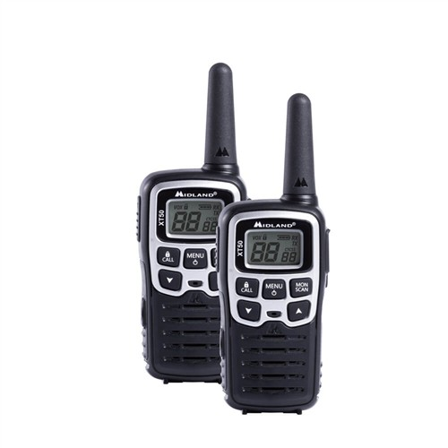 Midland XT50, vysielačky