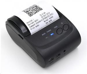 Mobilná tlačiareň 5802LD, USB + Bluetooth