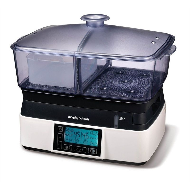 Morphy Richards MR-48775 Intellisteam, parný hrniec
