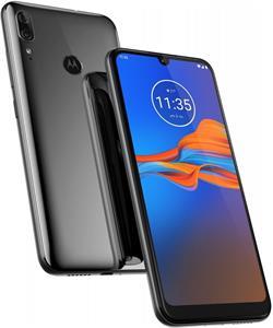Motorola E6 Plus, 64 GB, Sivý
