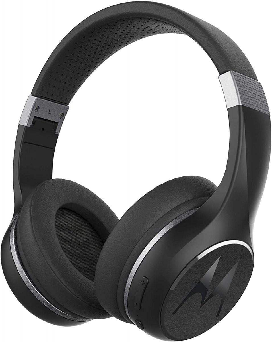 Motorola Escape 220, bezdrôtové slúchadlá, čierne